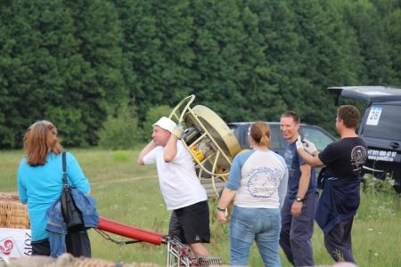 27 июля +2 полёта на 3-м открытом Чемпионате Нижегородской области по воздухоплавательному спорту