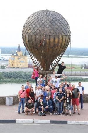 Участники Приволжской фиесты-2019