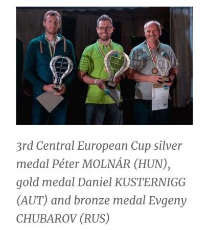 Российские пилоты заняли пьедесталы европейских соревнований