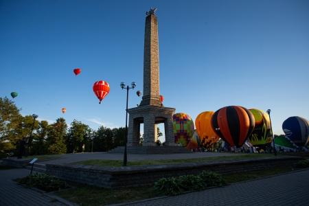 25-я Международная встреча воздухоплавателей в Великих Луках