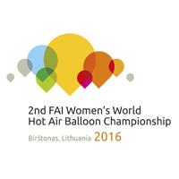 2-й Чемпионат мира по воздухоплавательному спорту среди женщин
